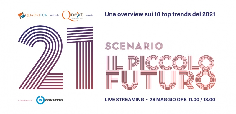 Il piccolo Futuro - Una overview sui 10 top trends del 2021