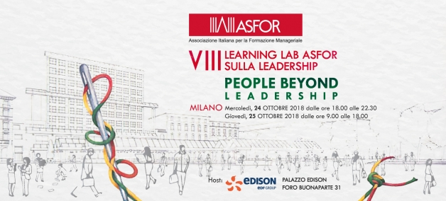 VIII LEARNING LAB ASFOR SULLA LEADERSHIP: PEOPLE BEYOND LEADERSHIP
