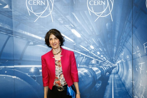 2020 ASFOR Award for Excellence - Fabiola Gianotti